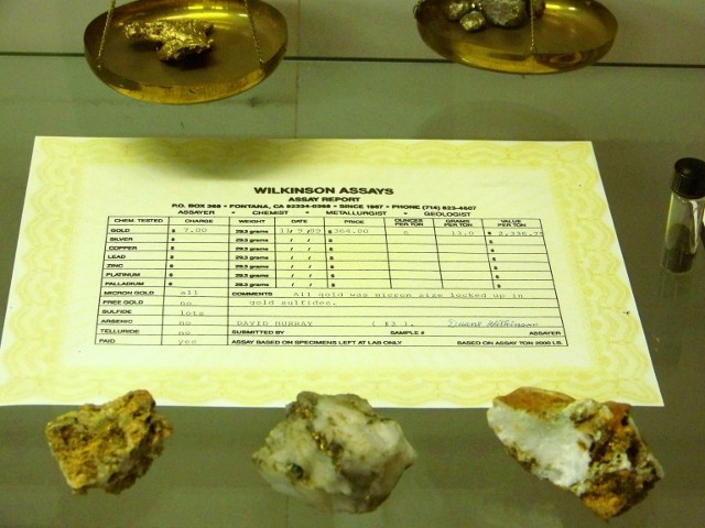 A Gem and Mineral Club in Northern San Luis Obispo County California